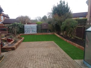 Artificial Grass in Bedfordshire
