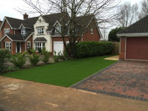 Artificial Grass in Woburn, Buckinghamshire