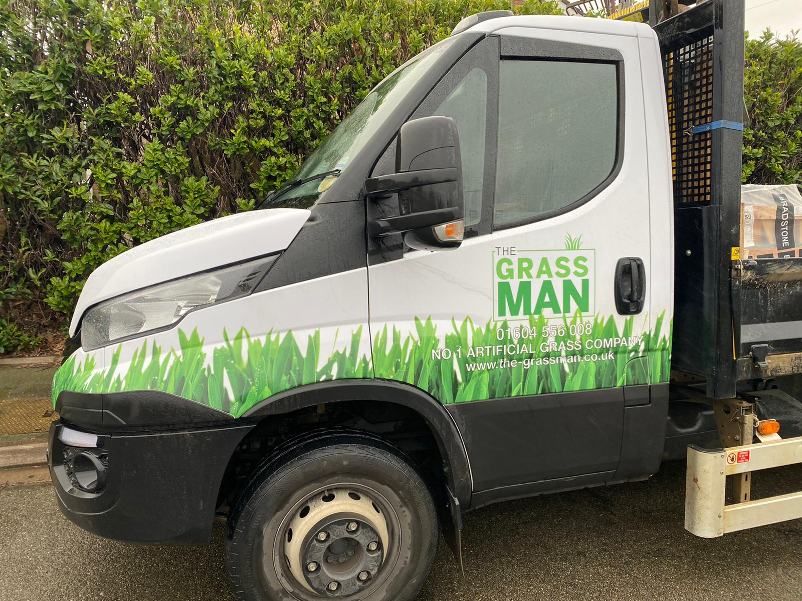 about the grassman.co.uk