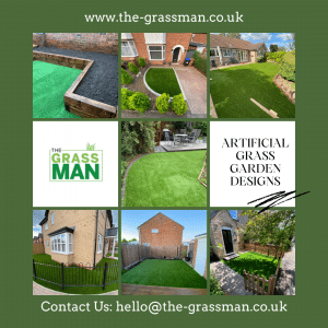 Northampton Artificial Grass_the-grassman.co.uk
